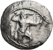 Siglos - Azbaal – avers