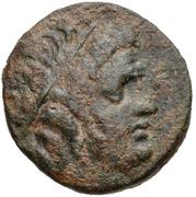 Bronze Æ20 (Klazomenai) – avers
