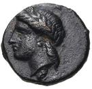 Bronze Æ11 (Klazomenai) – avers