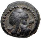 Bronze Æ12 (Klazomenai) – avers