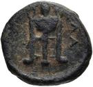 Bronze Æ12 (Klazomenai) – revers
