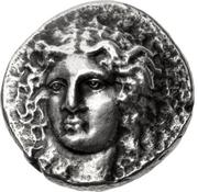 Tetradrachm (Klazomenai) – avers