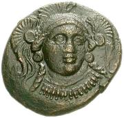 Bronze Æ18 (Klazomenai) – avers