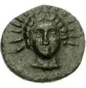 Chalkon (Kleitor) – avers