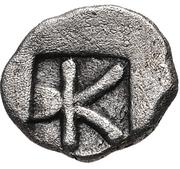 Hemiobol (Kleonai) – revers