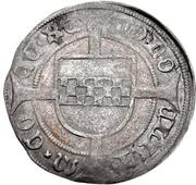 1 Stüber - Johann II. – revers