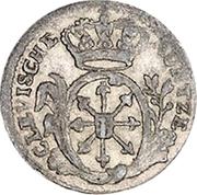 2 stuber Frederick II – avers
