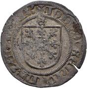 1 Stüber - Johann II. (Kleve) – avers