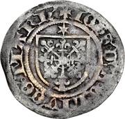 1 Halbgroschen - Johann I. – avers