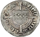 1 Halbgroschen - Johann I. – revers