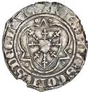 1 Tournose - Johann I. – avers