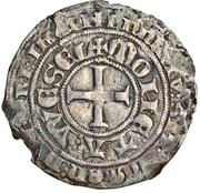 1 Tournose - Johann I. – revers