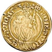 1 Goldgulden - Johann II. (Postulatsgoldgulden) – revers