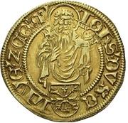 1 Goldgulden - Johann II. – avers
