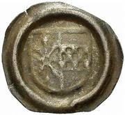 1 Heller - Johann II. – avers