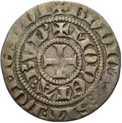 ⅓ groschen - Johann I. (1/3 Wappenturnose) – revers