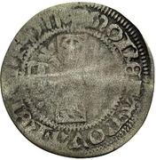 ½ Albus - Johann II. – revers