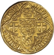 1 Goldgulden - Johann III. – revers