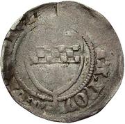 1 Pfennig - Adolph II. – revers