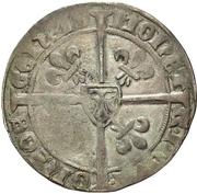 2 Groschen - Adolph II. (Doppelgroschen von Orsoy) – revers