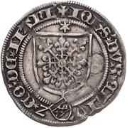 1 Weißpfennig - Johann I. – avers