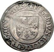 1 stüber Johann II – avers