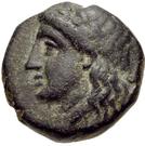 Bronze Æ10 - ...oroniko (Knidos) – avers