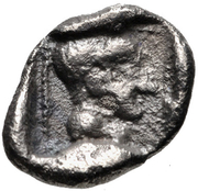 Diobol (Knidos) – revers