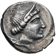 Tetrobol - Aristokleides(Knidos) – avers