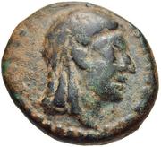 Bronze Æ18 (Knidos) – avers