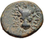 Bronze Æ18 (Knidos) – revers