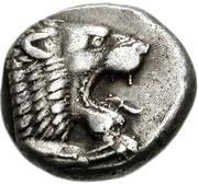 Drachm (Knidos) – avers