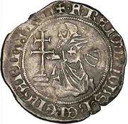 Gros - Raymond Bérenger (1365-1374) – avers