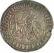 Gros - Roger de Pins (1355-1365) – avers
