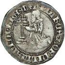 Gros - Pierre de Corneillan (1353-1355) – avers