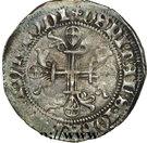Gros - Pierre de Corneillan (1353-1355) – revers