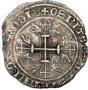 Gros - Raymond Bérenger (1365-1374) – revers