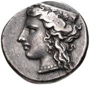 Drachm (Knossos) – avers
