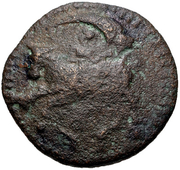 Bronze Æ24 – avers
