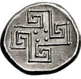 Stater (Knossos) – revers