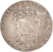 9 Grote - Wilhelm Gustav Friedrich – avers