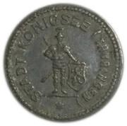 10 pfennig - Königsee in Thüringen – avers