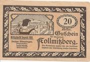 20 Heller (Kollmitzberg) -  avers