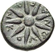 Bronze Æ16 (Kolone) – revers