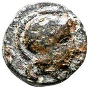 Bronze Æ10 (Kolone) – avers