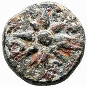 Bronze Æ10 (Kolone) – revers