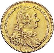 1 Ducat - Franz Hugo -  avers
