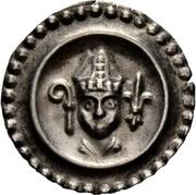 1 Brakteat - Eberhard II. von Waldburg-Thann – avers