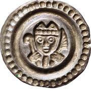 1 Brakteat - Eberhard II. von Waldburg-Thann – revers