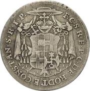 1/24 Thaler - Franz Conrad von Rodt (Conventionstaler) – avers